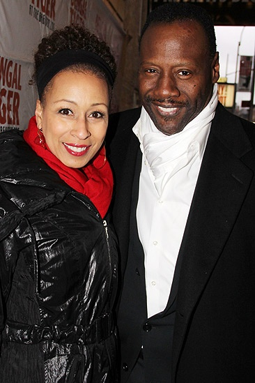Bengal Tiger opens  Tamara Tunie  Gregory Generet