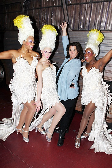 Priscilla opening - Jacqueline B. Arnold - Ashley Spencer - Rosie O'Donnell - Anastacia McCleskey