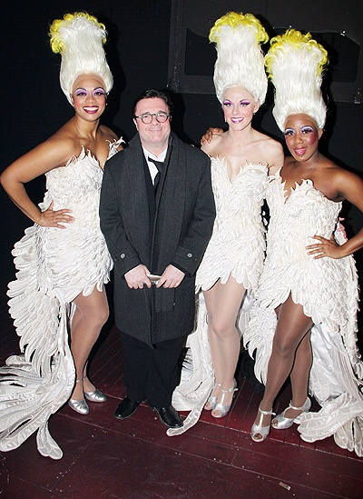 Nathan Priscilla - Jacqueline B. Arnold - Nathan Lane - Ashley Spencer - Anastacia McCleskey