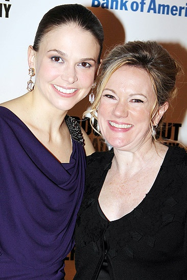 Anything Goes Opening Night – Sutton Foster – Kathleen Marshall