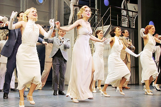 Anything Goes Opening Night – Joyce Chittick – Sutton Foster