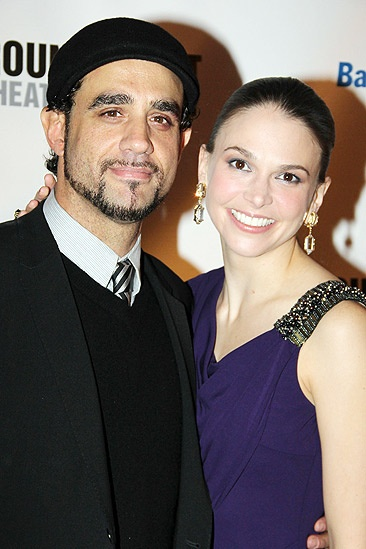 Anything Goes Opening Night – Bobby Cannavale – Sutton Foster
