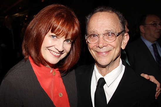 Anything Goes Opening Night – Blair Brown – Joel Grey