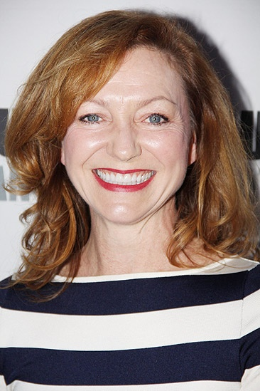 Anything Goes Opening Night – Julie White