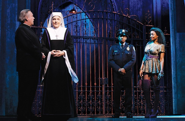 Show Photos - Sister Act - Fred Applegate - Victoria Clark - Chester Gregory - Patina Miller