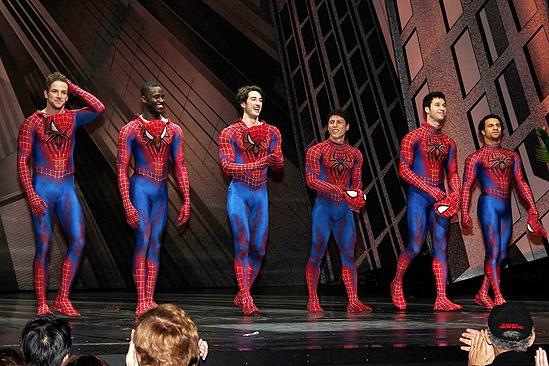 Spiderman Final – cast 2