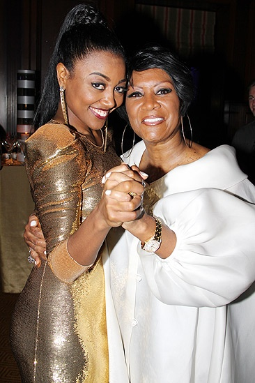Sister Act Opening Night –  Patina Miller – Patti LaBelle