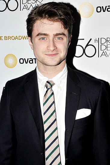 Drama Desk Awards Cocktail Reception  Daniel Radcliffe 