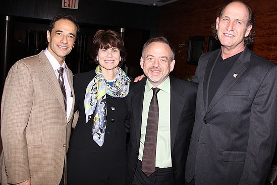 Tony Brunch – Hal Luftig – Margo Lion – Marc Shaiman – Steve Canyon Kennedy