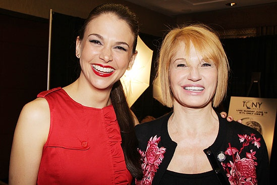 Tony Brunch - Sutton Foster- Ellen Barkin