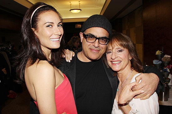 Tony brunch - Laura Benanti - David Yazbek - Patti LuPone