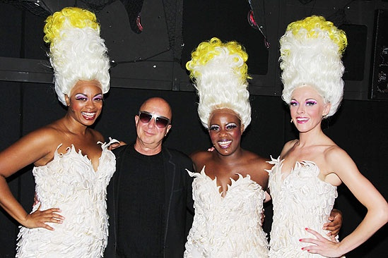 Shaffer Priscilla – Jacqueline B. Arnold - Paul Shaffer – Anastacia McCleskey – Ashley Spencer