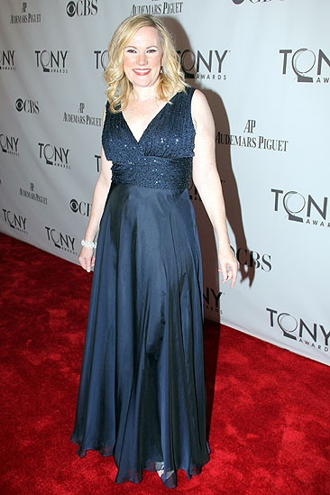2011 Tony Awards Red Carpet – Kathleen Marshall