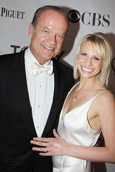 2011 Tony Awards Red Carpet – Kelsey Grammer - Kayte Walsh