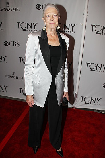 2011 Tony Awards Red Carpet  Vanessa Redgrave
