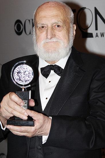 2011 Tony Awards Winners Circle – Desmond Heeley
