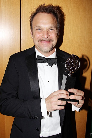 2011 Tony Awards Winners Circle – Norbert Leo Butz