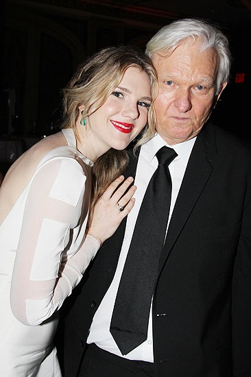Tony Ball '11 - Lily Rabe - David Rabe
