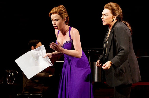 Show Photos - Master Class - Sierra Boggess - Tyne Daly
