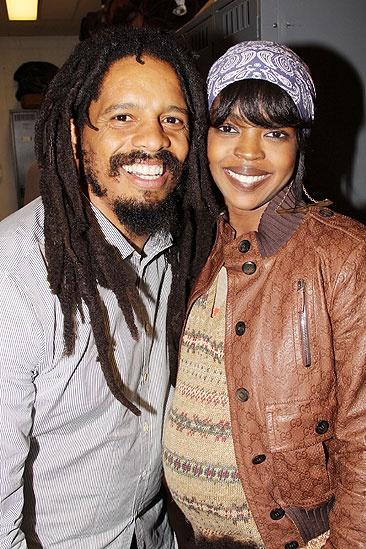 Rohan Marley - Lauryn Hill