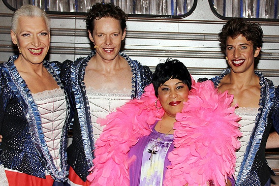 Martha Wash Priscilla – Tony Sheldon – Gavin Lodge – Martha Wash – Nick Adams