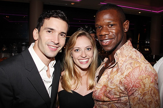 Hair Opening Night 2011 – Paris Remillard – Kate Rockwell – Antwayn Hopper