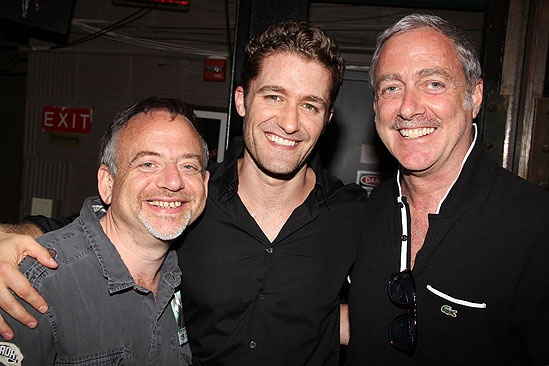 Matthew Morrison Beacon Theatre Concert – Matthew Morrison – Marc Shaiman – Scott Wittman