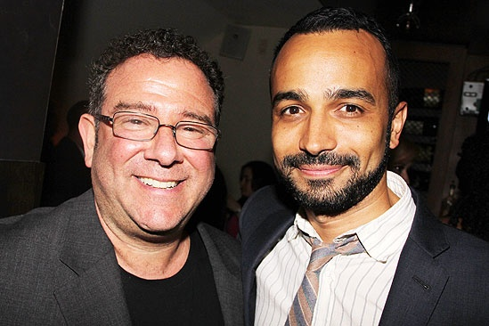 Opening night of <i>Rent</i> - Michael Greif – Andy Senor