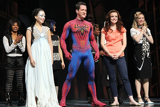 Spider-Man 500,000 - T.V. Carpio - Matt Caplan - Jennifer Damiano