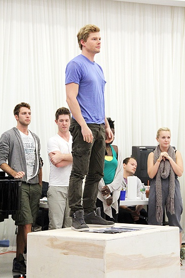 Godspell meet – Hunter Parrish