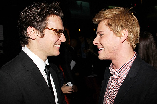 Artios Award  Jonathan Groff  Hunter Parrish