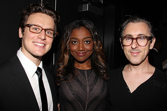 Artios award  Jonathan Groff  Patina Miller  Alan Cumming