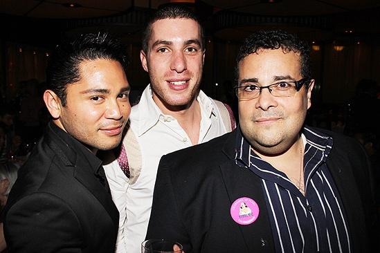 Mamma Mia Tenth Anniversary – Isaac Calpito – Ben Gettinger – Hector Lugo