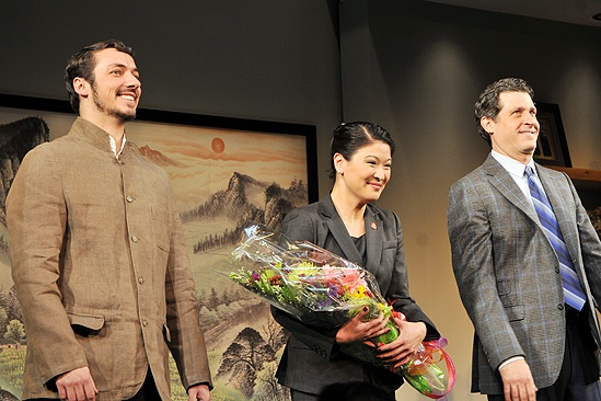 <i>Chinglish</i> Opening Night – Stephen Pucci – Jennifer Lim – Gary Wilmes