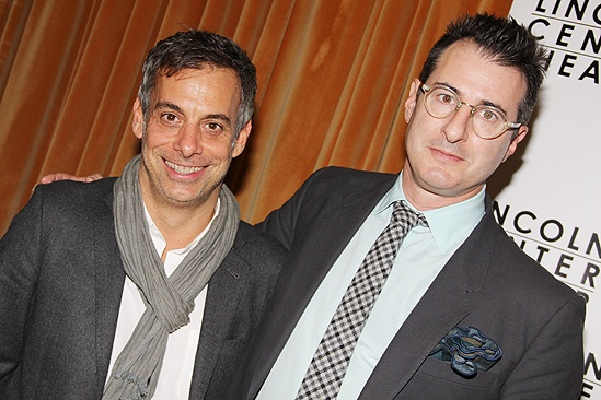 Other Desert Cities Broadway Opening Night  Joe Mantello  Jon Robin Baitz