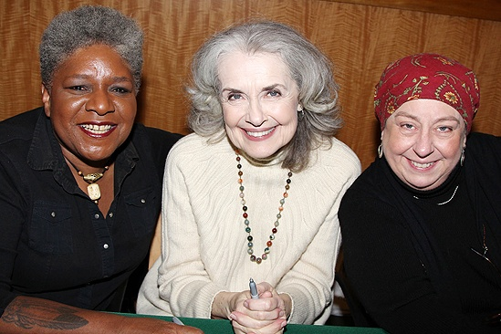 Follies -Terri White, Mary Beth Peil and Jayne Houdyshell