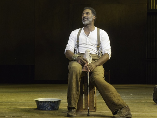 Show Photos - Porgy and Bess - Norm Lewis