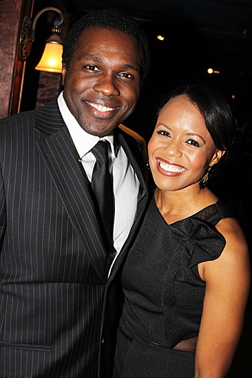 Porgy and Bess- Joshua Henry and Nikki Renée Daniels