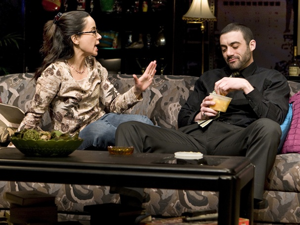 Show Photos - Russian Transport - Janeane Garofalo - Morgan Spector