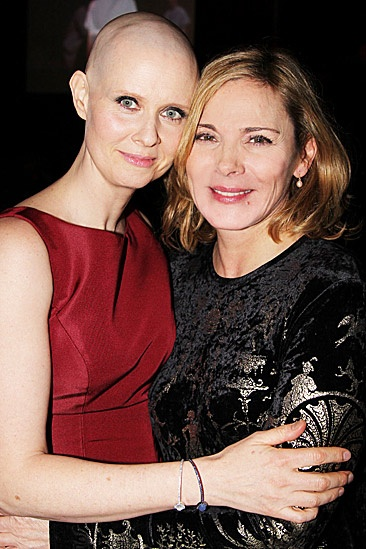 Cynthia Nixon Opening Night of Wit – Cynthia Nixon – Kim Cattrall