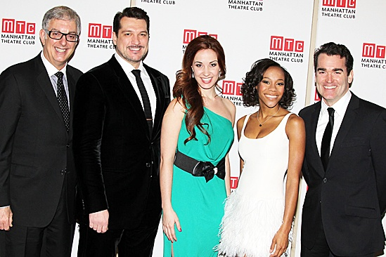 MTC Winter Gala 2012 – Joel Silberman – Paulo Szot – Sierra Boggess – Nikki M. James – Brian d'Arcy James