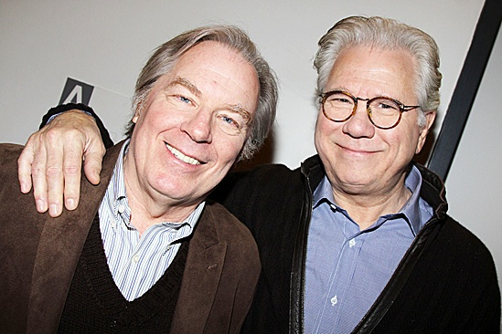 The Best Man – Press Conference – John Larroquette – Michael McKean