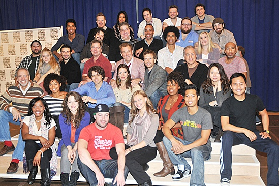 Jesus Christ Superstar Meet and Greet  the cast of Jesus Christ Superstar 