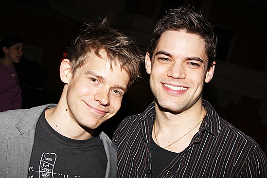 Newsies - Andrew Keenan-Bolger and Jeremy Jordan