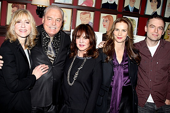Other Desert Cities- Judith Light, Stacy Keach, Stockard Channing, Rachel Griffiths and Justin Kirk