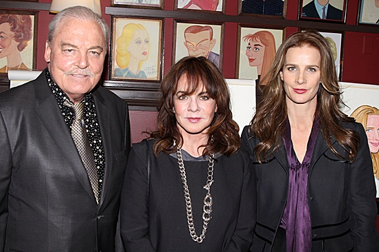 Other Desert Cities- Stacy Keach, Stockard Channing and Rachel Griffiths