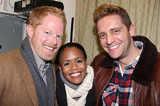 Porgy and Bess- Jesse Tyler Ferguson, Nikki Renee Daniels, Colin Hanlon
