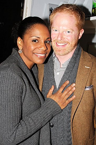 Porgy and Bess- Audra McDonald and Jesse Tyler Ferguson