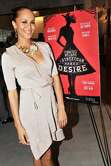 A Streetcar Named Desire Meet and Greet  Nicole Ari Parker 