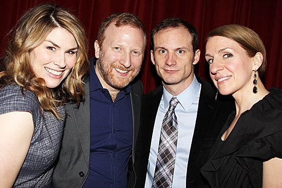 Linda Lavin at the Vineyard Theatre Gala – Heidi Blickenstaff – Hunter Bell - Jeff Bowen - Susan Blackwell